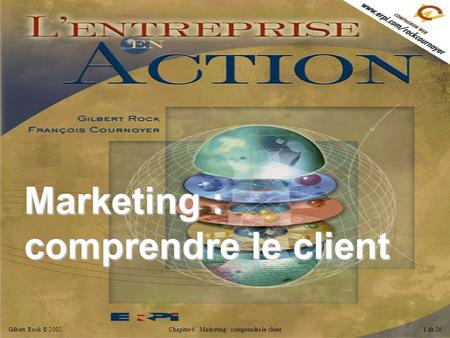 Marketing : comprendre le client