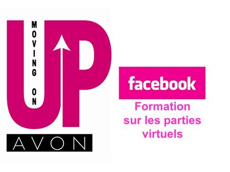 Facebook Formation sur les parties virtuels. Wynanne Bindon Associée de la direction.