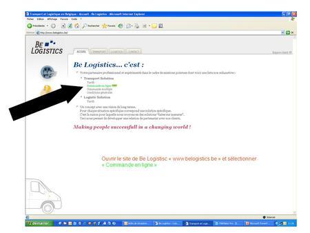 Geodis calberson fiches solutions d information client pr cisions sur illustr - Espace client geodis ...