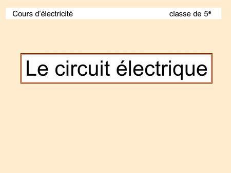 Cours accumulateurs électriques