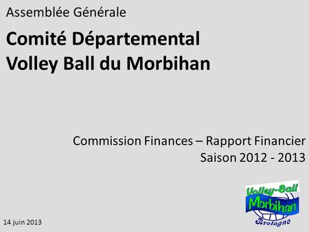 Volley Ball du Morbihan