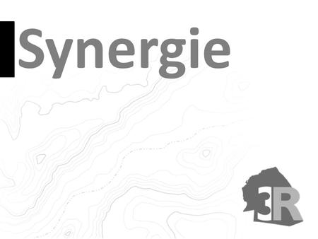 Synergie.