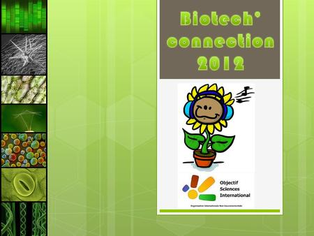Biotech' connection 2012.