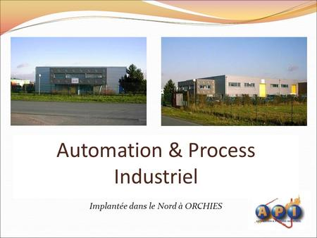 Automation & Process Industriel