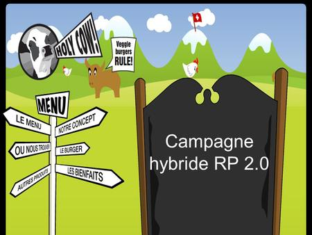 Campagne hybride RP 2.0.