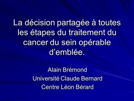 Ureterostomie cutanee transintestinale ppt t l charger - Centre claude bernard guilherand granges ...
