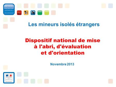 Dispositif national de mise à l'abri, d'évaluation et d'orientation