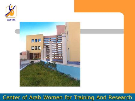 1 Center of Arab Women for Training And Research.
