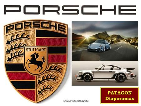 5KNA Productions 2013 Ferry Porsche (1909-1998)