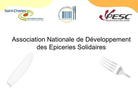 Association Nationale de Développement des Epiceries Solidaires