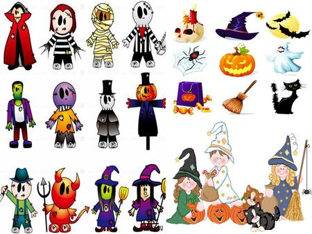 A:B: D:C: A:B: D:C: 1. On which day is Halloween celebrated? 30 October 1 November 31 October 5 November 100.