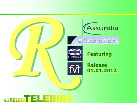 R R Featuring Release 01.01.2012 Featuring Release 01.01.2012.