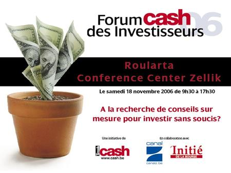 Roger De Passe AXA Investment Managers Optimal Income.