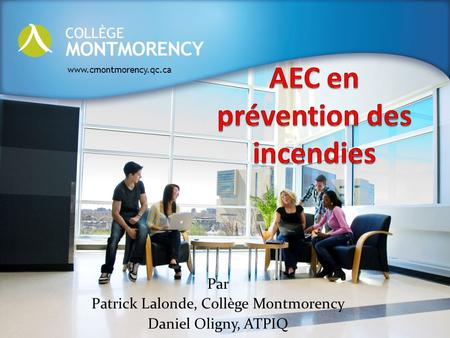 AEC en prévention des incendies