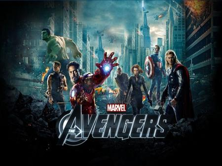 LE STYLE DE FILM Le style de film de The Avengers est laction.