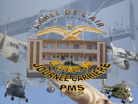 03 DECEMBRE 2011 JOURNEE CARRIERE PMS