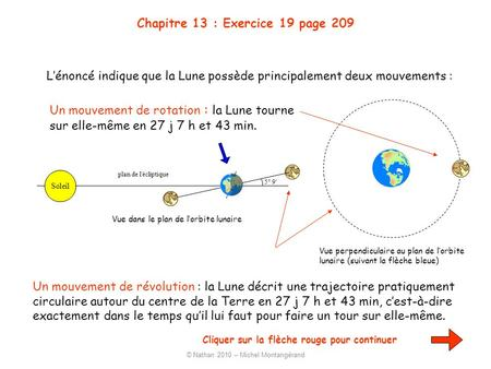 Chapitre 13 : Exercice 19 page 209