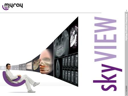 SkyView – imager panoramique 3D CBCT