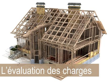 Michel Winter – 2008 / 2009 Lévaluation des charges.