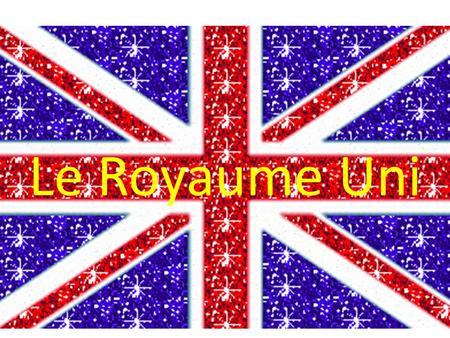 Célèbre LE ROYAUME UNI. - ppt video online télécharger OG06