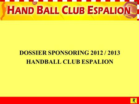 HANDBALL CLUB ESPALION