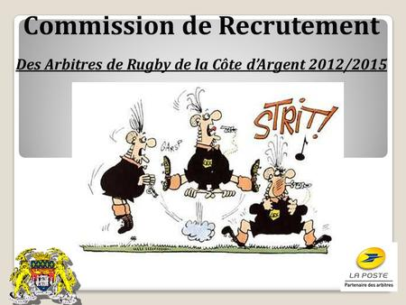 Commission de Recrutement