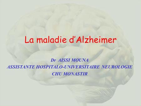 ASSISTANTE HOSPITALO-UNIVERSITAIRE NEUROLOGIE