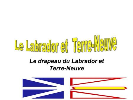 Le drapeau du Labrador et Terre-Neuve. Saint John (French: Ville de Saint John) is the largest city in the province of New Brunswick, and the oldest incorporated.