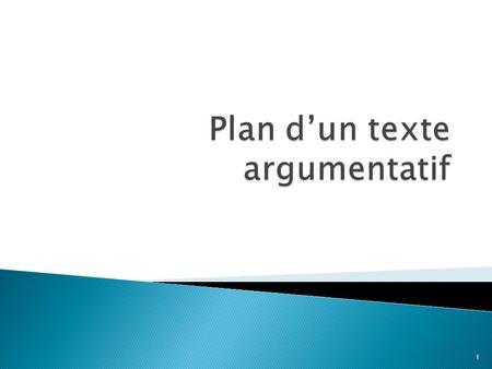 texte polemique dissertation