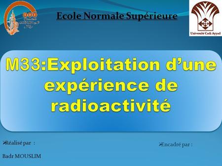 Instruments de mesure de radioactivit ppt t l charger - Appareil de mesure radioactivite ...