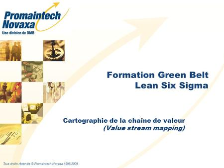Formation Green Belt Lean Six Sigma