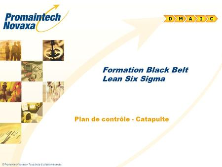 Formation Black Belt Lean Six Sigma