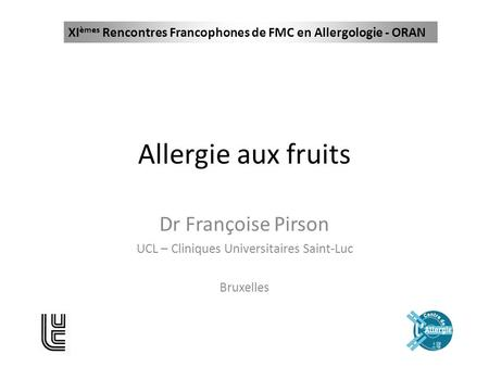 Rencontre francophone zurich