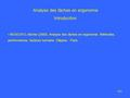 1/21 Analyse des tâches en ergonomie Introduction MOSCATO, Michel (2005). Analyse des tâches en ergonomie. Méthodes, performances, facteurs humains. Ellipses.