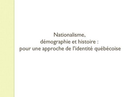 nationalisme protection sociale approche comparative