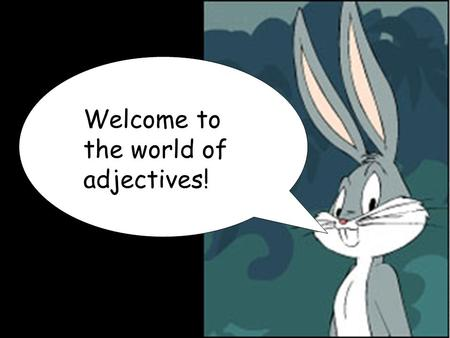 Welcome to the world of adjectives! To be an expert in French, you need to master the art of adjectives. These are words which are used to describe nouns.