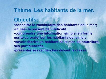 Quelle est la diff rence entre un c tac et un poisson ppt t l charger - Difference entre sisal et jonc de mer ...