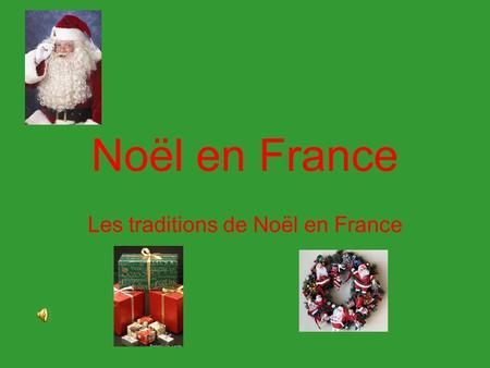 La l gende de saint nicolas ppt t l charger - Noel en france les traditions ...