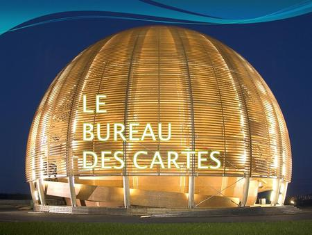 Cern une carte suisse une carte fran aise obligation ppt - Bureau de nationalite francaise ...