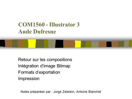 COM Illustrator 3 Aude Dufresne