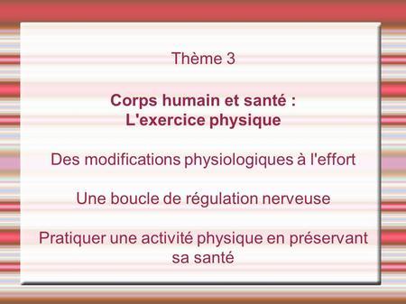 Régulation nerveuse de la pression artérielle ppt
