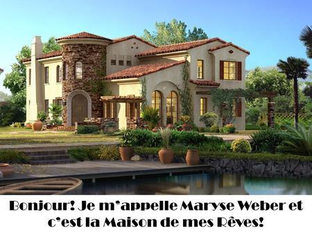 Nastya shevtsova ua ma maison id ale mon r ve tait de for Ma maison mon architecte