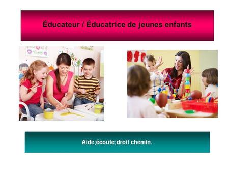 Le m tier d 39 ergotherapeute sommaire pr sentation du - Grille salaire educatrice de jeune enfance ...