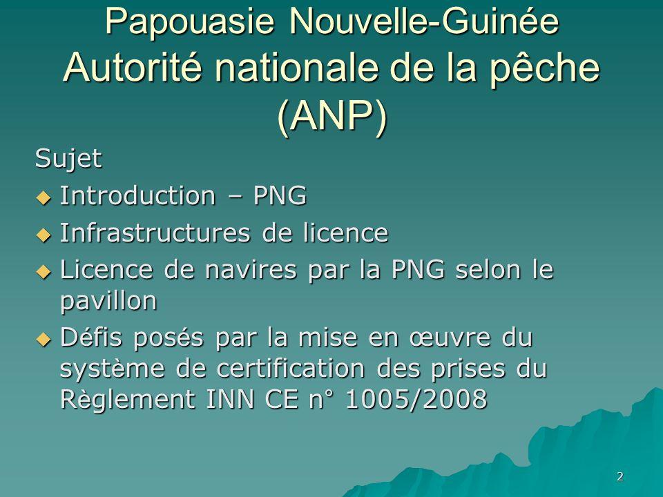 3 Papouasie Nouvelle-Guinée Papouasie Nouvelle-Guinée .