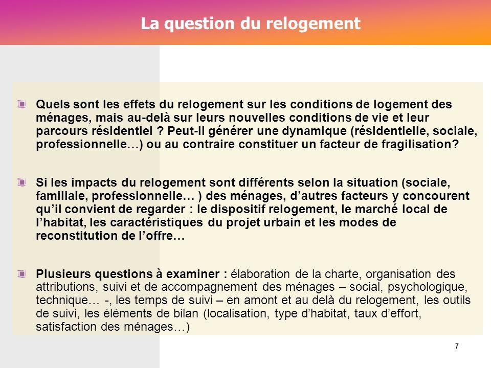 Cérur, groupe Reflex_ Quatrième séance : Rénovation urbaine et mixité sociale (22 mai 2008)