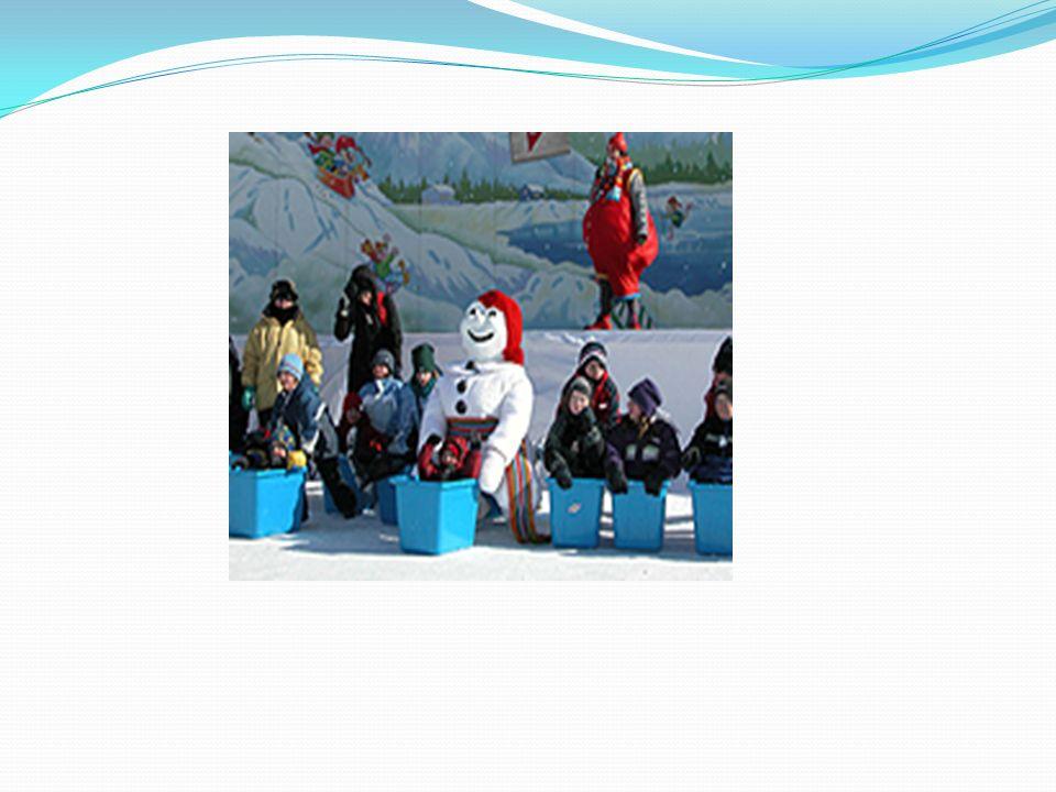 Cest le plus grand carnaval d hiver au monde avec ses activités sportives et culturelles qui permettent aux petits et grands de savourer tous les plaisirs de l hiver.