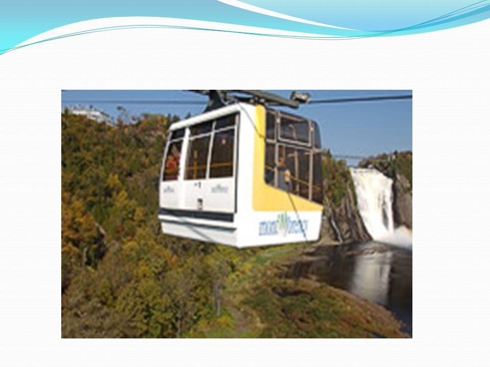 À quelques minutes du centre-ville de Québec, un site historique et naturel parmi les plus spectaculaires au Québec.