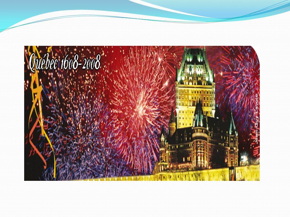 La Ville de Québec: on peut y découvrir près de 400 ans dhistoire.