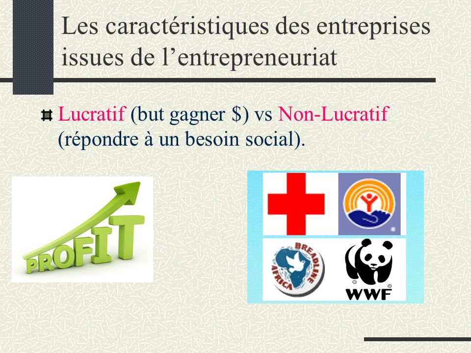 A Grand Echelle (Niveau: National ou International vs A Petite Echelle ( Niveau locale)