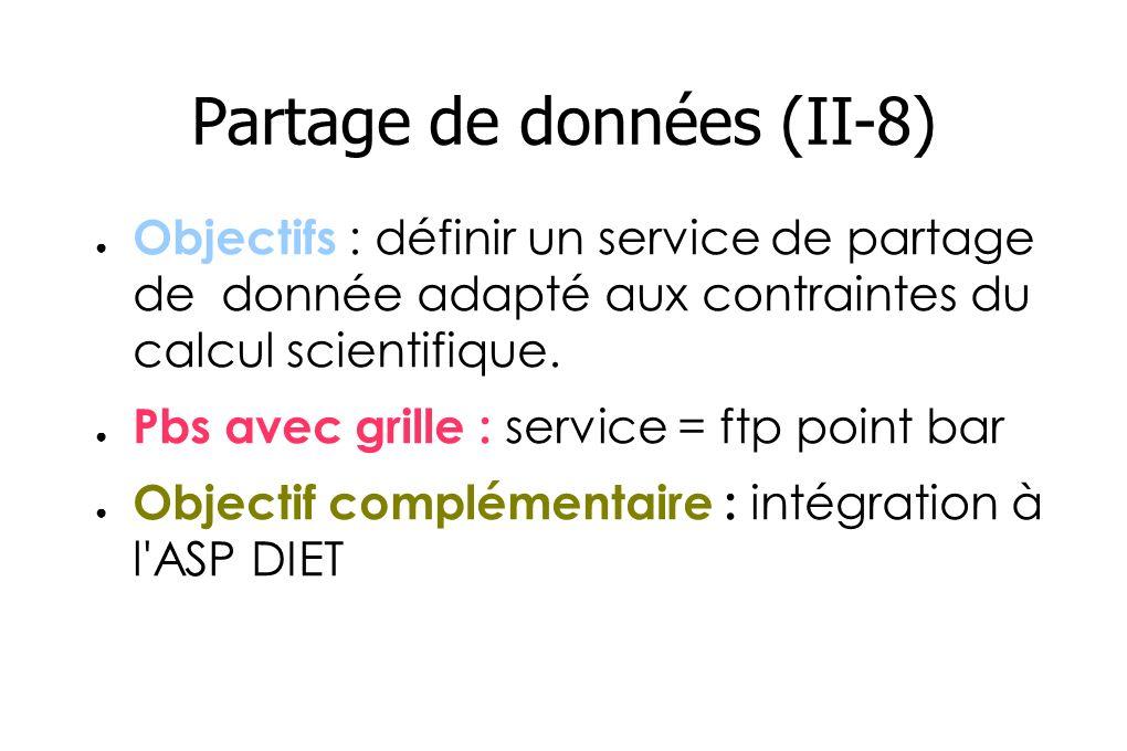 Automate cellulaire (II-10) Objectifs : parallélisation de systèmes corticaux en suivant le modèle algorithmique PRO Objectif complémentaire : déploiement de librairie (SSCRAP) sur la grille
